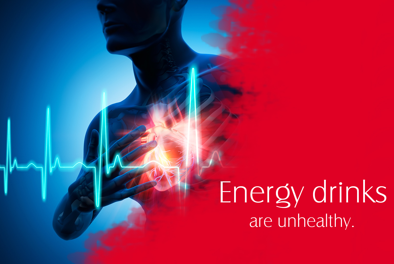 Are Energy Drinks Dangerous for Heart Condition Patients?